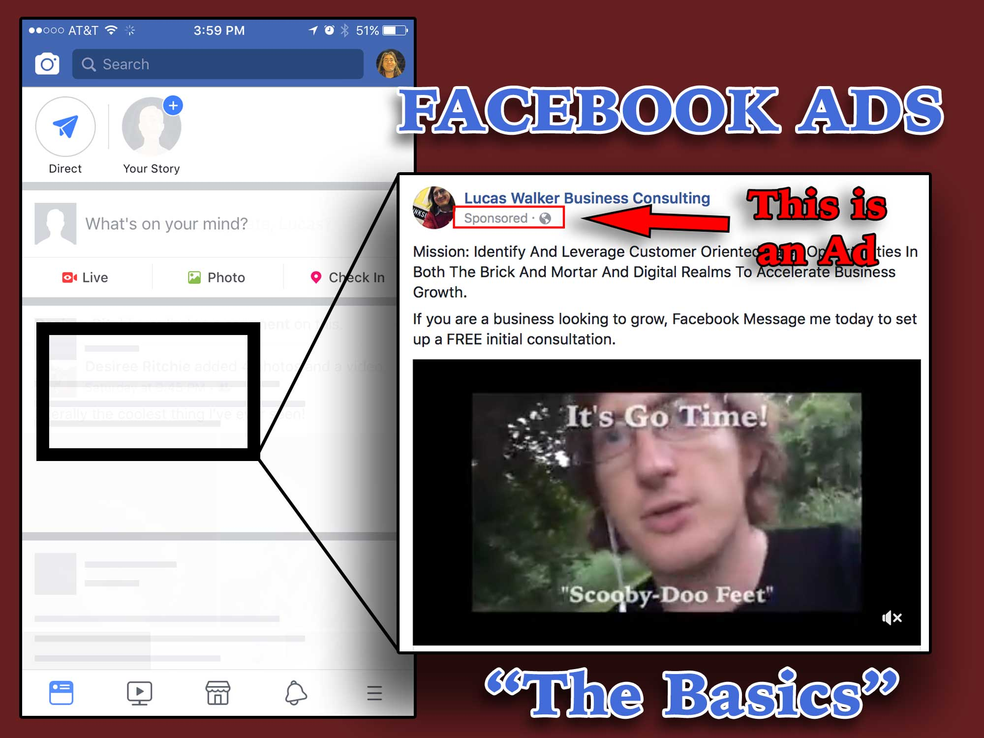 The Basics Of Facebook AdsPost Banner