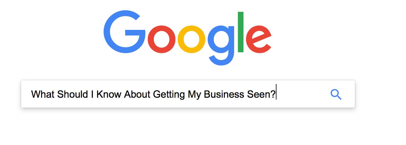 Getting Business Seen